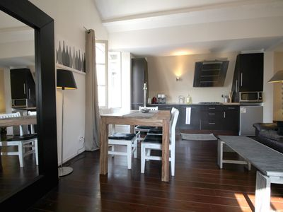 Photo for 1BR Apartment Vacation Rental in Bordeaux, Gironde