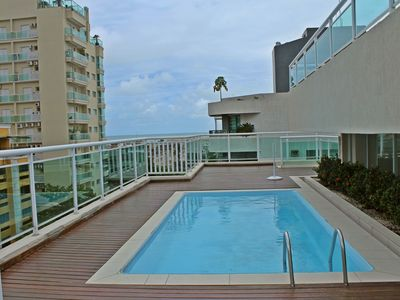 Photo for Apt for 08 people - 400m from Enseada Beach, Guarujá