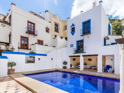 Photo for Casa Magna - three bedroom townhouse in the heart of Benahavis village