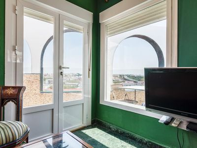 Photo for Town house with roof terrace and fantastic views - Casa Mila