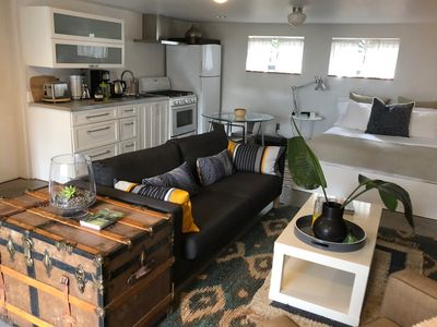 Photo for Cozy, Luxe NW Escape + Parking