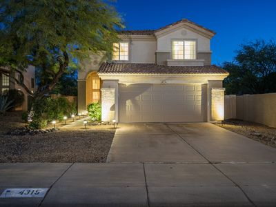 Cave Creek Home with a view