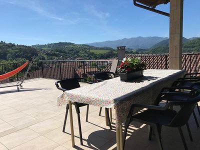 Photo for Cangas Relax for 8 people
