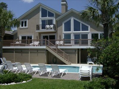 Photo for Star of the Sea - Fabulous Oceanfront! Wonderful Family Vacation Home!