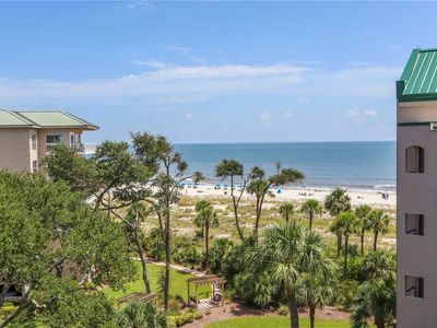Photo for Panoramic ocean views! Top Floor!4502 Windsor Ct