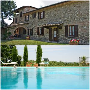 Photo for SPECIAL OFFERS - VILLA with POOL - 4 km from Cetona