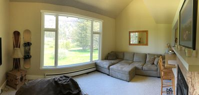 Photo for Kirkwood Winter Lease - walking distance to ski lifts