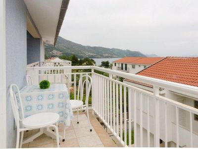 Photo for Apartment Jaki  A3(4)  - Orebic, Peljesac peninsula, Croatia