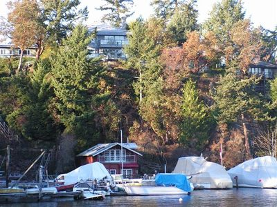 Water view of home and dock, email for info on 2 week period rentals in July/Aug