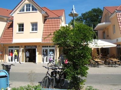 Photo for Right in the heart of Zingst, only 200 meters from the pier, Kurhaus u. The beach