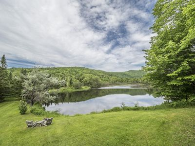 Photo for Cottage with private pond