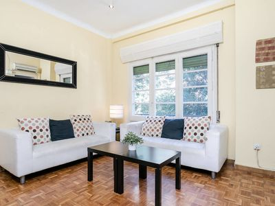 Photo for Spacious 3 Bed in the best part of Sant Antoni