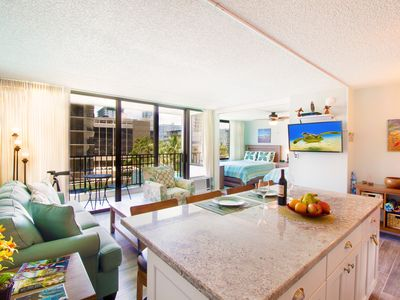 Photo for Newly Remodeled w/ Ocean Views | 1 Block to Beach | Free Parking