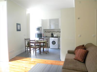 Photo for Apartment with 1 bedroom in Santos