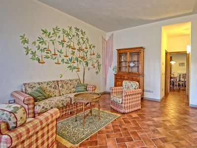 Photo for 2 bedroom Apartment, sleeps 7 in Case Nuove with Pool and WiFi