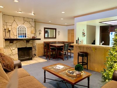 Photo for Perfect SKI IN-SKI OUT Vacation Condo @ Heavenly