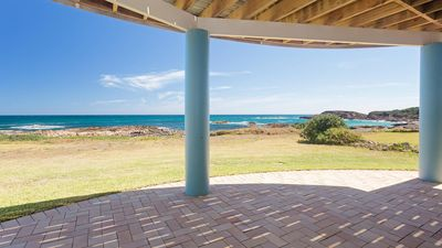 Photo for The Whale Watcher, 1/6 Birubi Lane - waterfront unit with stunning views, level access