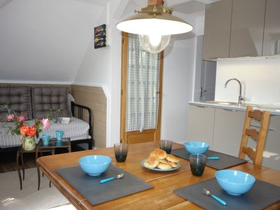 Photo for Beautiful apartment for 3 guests with WIFI and TV