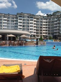 Apartment within Emerald 5 Star Spa Resort