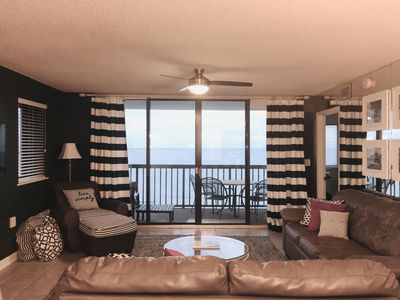 Photo for NEW LISTING Oceanfront Family owned spacious 4BR/3BA *linens and towels included