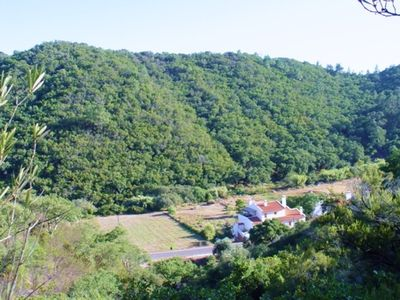Photo for Monte Verde is set in a beautiful green valley 5 meters from the village of Odeceixe.