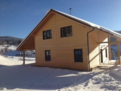 Photo for At Chalet Elise & Marcelle: Great new chalet Gerardmer
