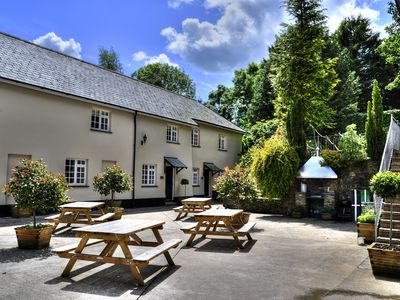 Photo for Family Friendly Holiday Cottage Complex, Heated Indoor Pool, Tennis Court