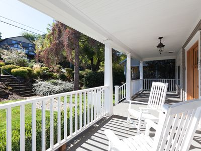 Lincoln House - New American Foursquare Craftsman-quality home, spacious and light