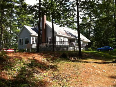 Photo for 4 Season Home On 2 Acres On Norway Lake