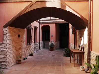 Photo for Apartment El arco in the center of Toledo