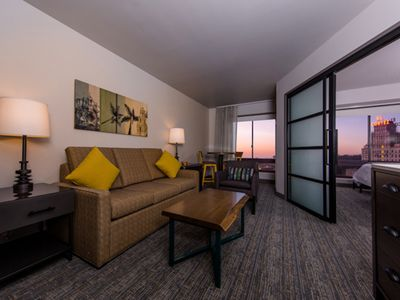 Photo for Marriott Vacation Club, Pulse - San Diego Comic Con - 1 Bedroom Suite, 1 Bath