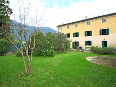 Photo for Casa Badia - Center of Camaiore, 8 People, Rustical Building, Private Garden