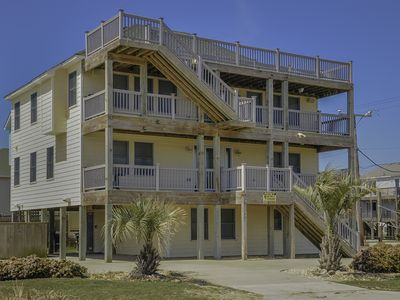Photo for Gorgeous Handicap Accessible Beach home - Elevator and Pool - 665