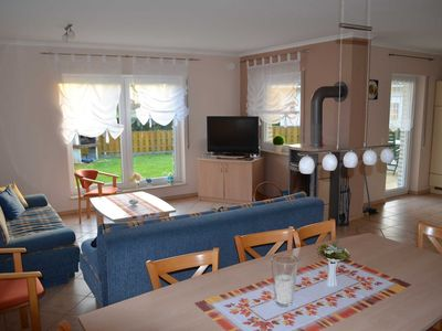 Photo for Holiday house Bernstein-3 SZ up to max. 8 pers. and 2 babies - cottage amber / cuE