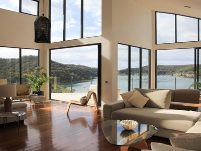 Photo for LUXURY HOME WITH AMAZING WATER VIEWS