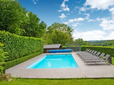 Photo for Stunning Villa in Hamoir Filot with Jacuzzi and Garden