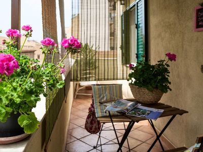 Photo for Holiday apartment Palermo for 1 - 3 persons with 1 bedroom - Holiday apartment