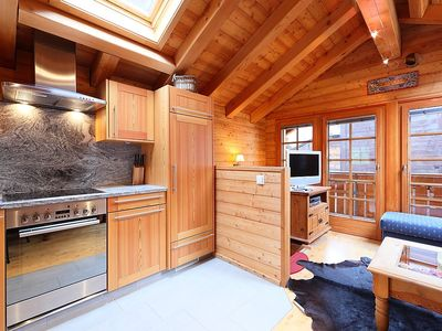 Photo for House in the center of Zermatt with Internet, Washing machine, Balcony (49581)