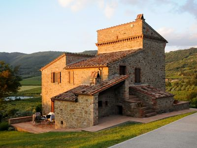 Photo for Historic Country Villa in Umbria