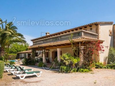 Photo for Holiday house Pollença for 8 persons with 4 bedrooms - Holiday house