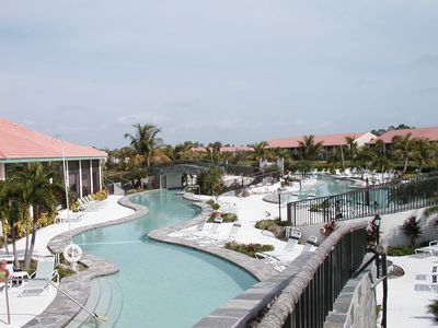 Falling Water Beach Resort 2bed/2bath...a piece of paradise!