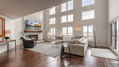 Photo for Minnestay * | Waterfront Luxury Retreat | Lake Minnetonka | Perfect for families