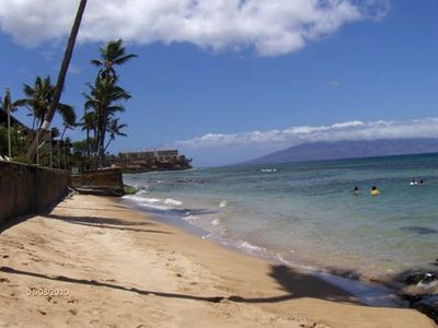 Photo for Makani Sands #305 Roomy 3brm Townhouse on the ocean