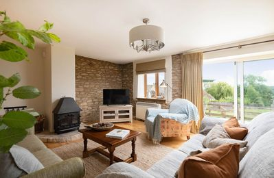 Photo for Daisy Bank is a beautifully converted barn nestled peacefully within the hamlet of Maugersbury