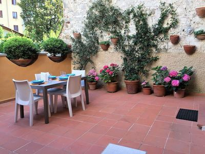Photo for Apartment in the center of Florence with Internet, Washing machine, Air conditioning, Terrace (971339)