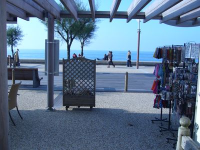 Photo for Sea front holidays rental at Anglet with private parking