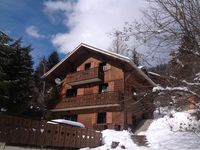 Spacious and comfortable chalet