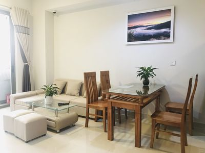 Photo for Full service apartment 01 BR near Airport