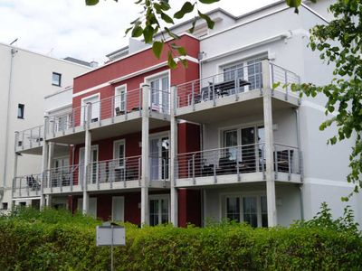 Photo for Pebble - with large terrace and the rhododendron park - Apartment Kieselstein