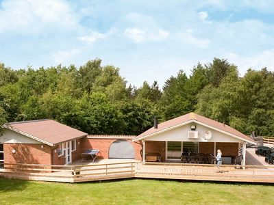 Photo for Elite Holiday Home in Roslev Denmark with Sauna